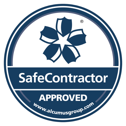 Alcumus Safecontractor seal of approval
